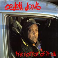 Cedell Davis - The Horror of It All cd (Fat Possum)