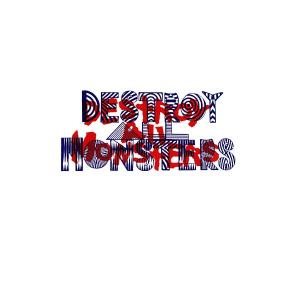 Destroy All Monsters - Hot Box 1974-1994 triple lp (Munster)