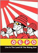 Devo - Live In The Land Of The Rising Sun dvd (MVD)