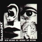 Discharge - Hear Nothing See Nothing Say Nothing lp (havoc)