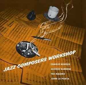 Charles Mingus - Jazz Composers Workshop lp (Doxy)
