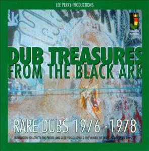 Dub Treasures From the Black Ark - Rare Dubs 1976-78 lp
