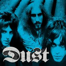 Dust- Hard Attack + s/t cd (Legacy)