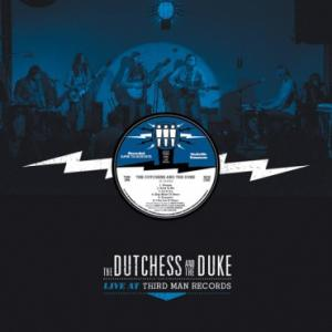 Dutchess & The Duke - Live At Third Man lp (Third Man)