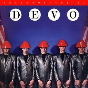 Devo - Freedom of Voice lp (Rhino)