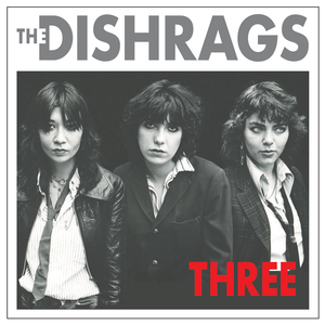 Dishrags - Three lp (Supreme Echo Records)