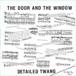 Door & The Window - Detailed Twang lp (Overground, UK)