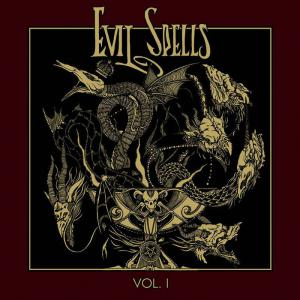Evil Spells Vol 1 Metal Comp lp (Electric Assault)
