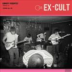 Ex-Cult - s/t lp BLACK VINYL (Goner Records)