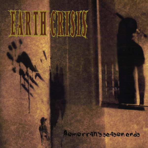 Earth Crisis - Gomorrah's Season Ends lp COLORED VINYL (Victory)