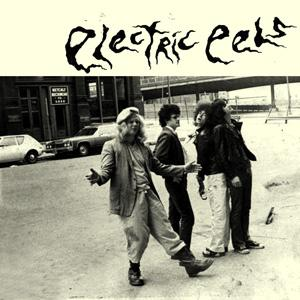 "electric eels - Accident / Wreck & Roll 7"" (Hozac)"