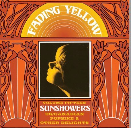 Fading Yellow - Volume Fifteen: Sunshowers lp (Flower Machine)