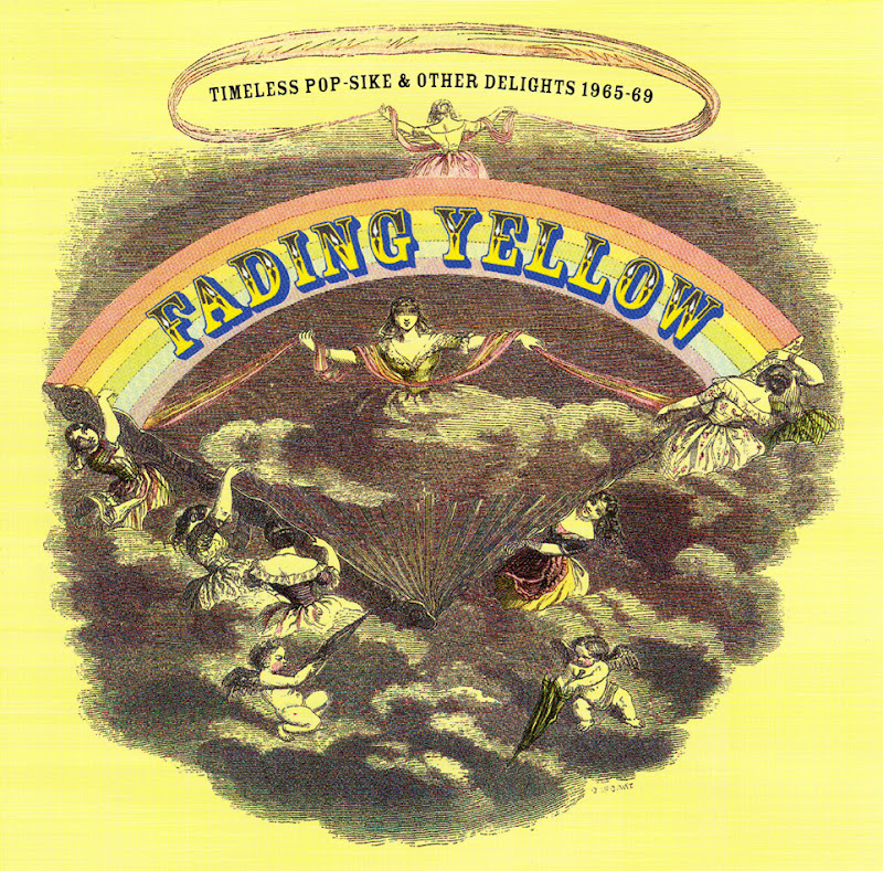 Fading Yellow - Volume One dbl lp (Flower Machine)