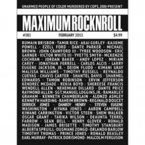 Maximum Rock N Roll - FEBRUARY 2015