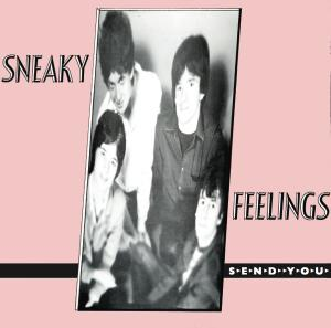 Sneaky Feelings - Send You db lp (Flying Nun / Captured Tracks)