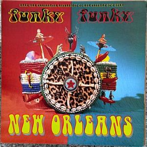 Funky Funky New Orleans Vol 1 lp (Funky Delicacies)