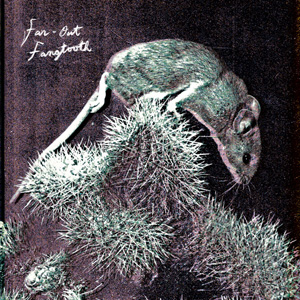 "Far-Out Fangtooth - The Thorns 7"" (Hozac Records)"