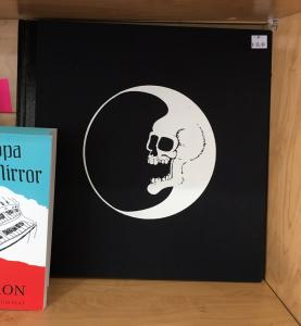 Dead Moon book plus dbl lp (Mississippi)