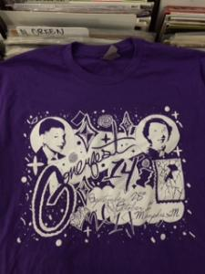 Gonerfest 14 T - Purple SMALL FREE US SHIPPING
