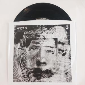 "NOTS - Virgin Mary 7"" BLACK VINYL"