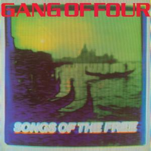 Gang of Four - Songs of the Free lp (Parlophone/WB)