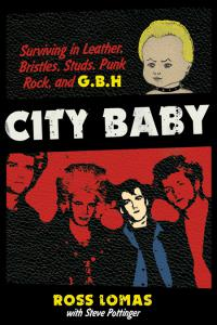 City Baby - by Ross Lomas with Steve Pottinger