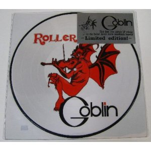 Goblin - Roller Soundtrack pic disc