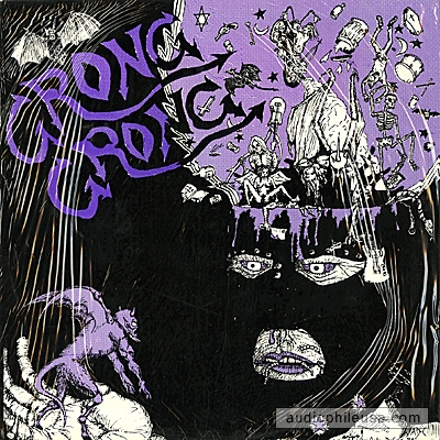 Grong Grong - s/t lp (Alternative Tentacles)