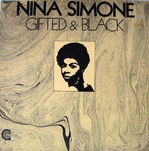 "Nina Simone - Gifted & Black lp (""Canyon"")"