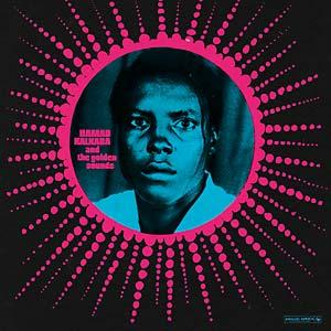 Hamad Kalkaba And The Golden Sounds lp (Analog Africa)