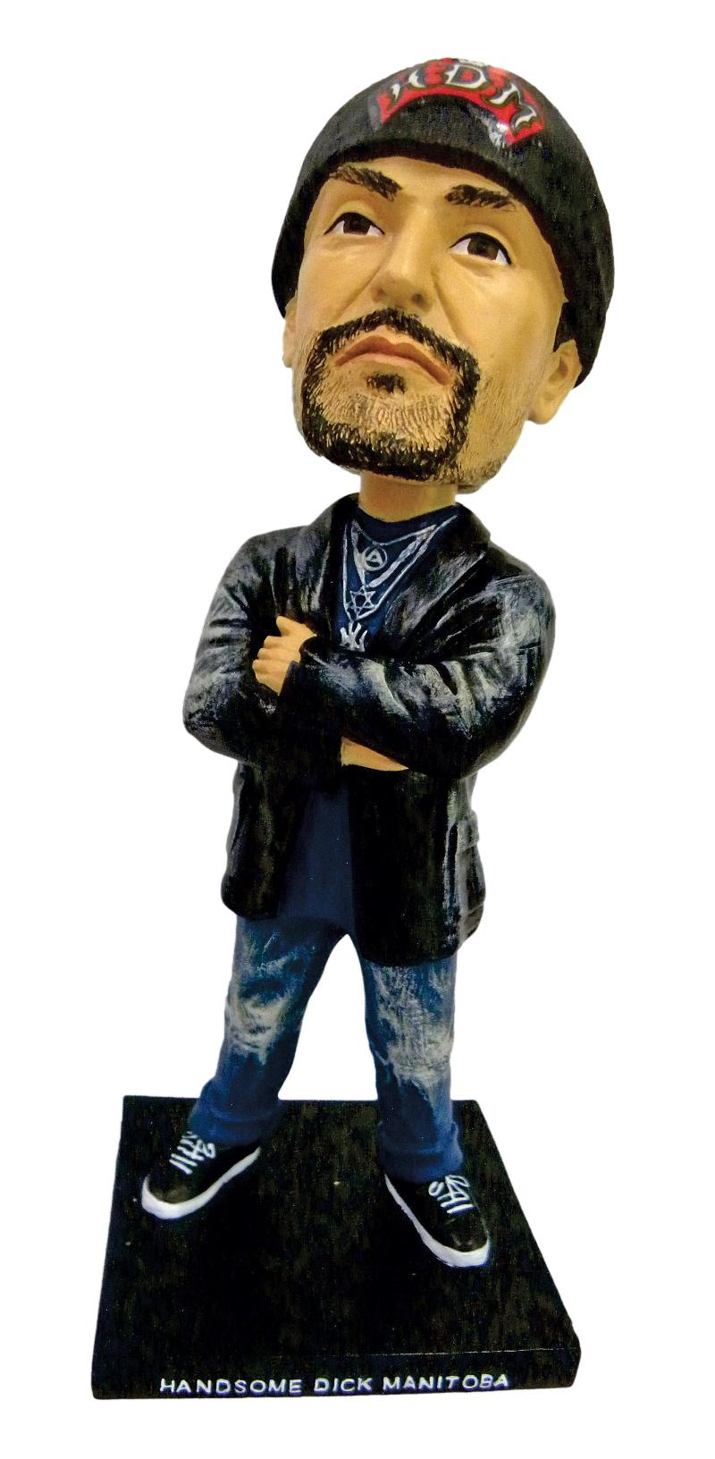 Handsome Dick Manitoba (Dictators) bobblehead