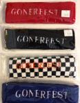Gonerfest Headband - Red, Blue, Black or New Wave!
