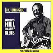 RL Burnside - Mississippi Hill Country Blues lp (Fat Possum)