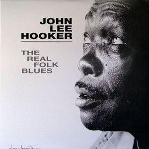 John Lee Hooker - Real Folk Blues lp (DOLChess)