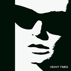 "Heavy Times - Black Sunglasses 7"" (HoZac)"