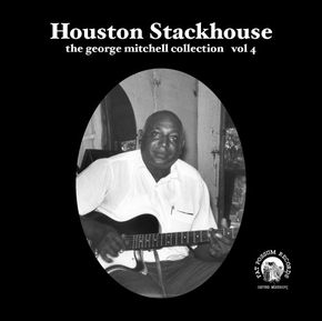 Houston Stackhouse George Mitchell Collection Vol 4 7""