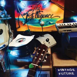 Intelligence, The - Vintage Future lp (In The Red)