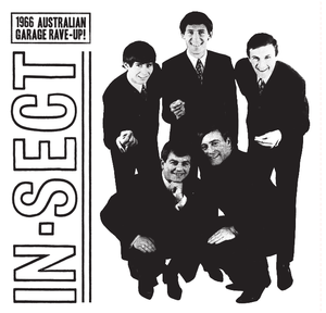 "In-Sect - I Can See My Love 7"" (Ugly Pop)"