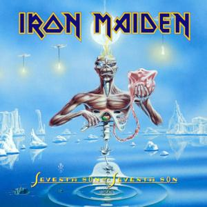 Iron Maiden - Seventh Son of a Seventh Son lp (BMG)