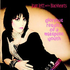 Joan Jett & The Blackhearts - Glorious Results Of A Misspent. lp