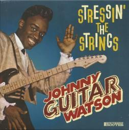 Johnny Guitar Watson - Stressin' The Strings lp (Southern Routes