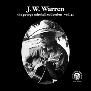 "JW Warren - Hoboing To Hollywood + 3 7"" (Fat Possum)"