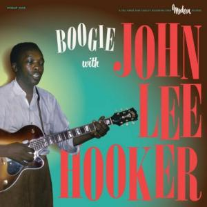 John Lee Hooker - Boogie WIth John Lee Hooker lp (Ace, UK)