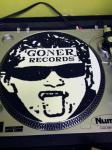 Goner Slipmat - PUNK KID design