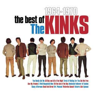 Kinks - Best Of the Kinks 1964-1970 lp (BMG)