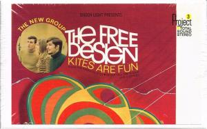 Free Design - Kites Are Fun cassette (LITA / Burger)