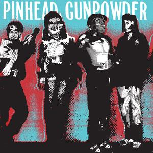 Pinhead Gunpowder - Kick over the Traces lp (Recess)