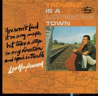 Lee Hazlewood - Trouble Is A Lonely Town dbl lp (LITA)