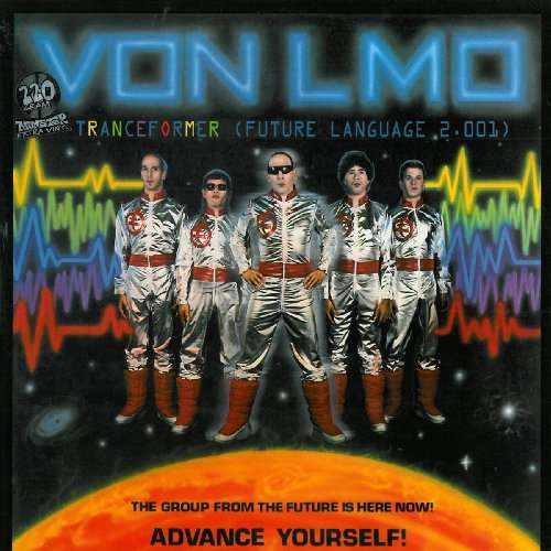 VON LMO - Tranceformer (Future Language 2001) dbl lp (Munster)