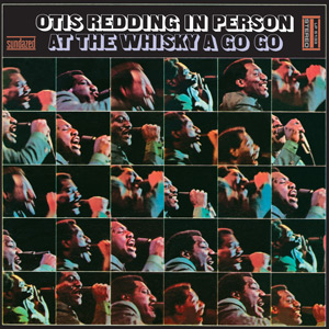 Otis Redding - In Person At The Whisky A Go Go lp (Sundazed)